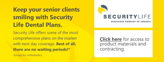 Get on Board with Security Life's New Individual Dental and Vision Product!
