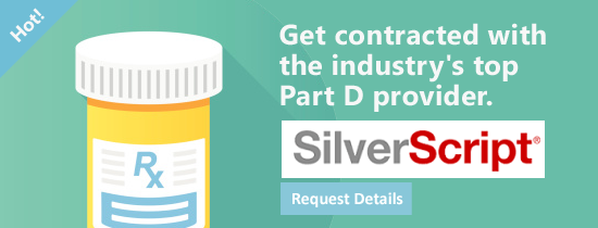 Get Contracted with SilverScript Part D Plans