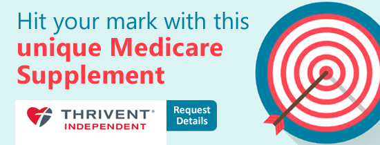 Hit your mark with a Med Supp from Thrivent Financial