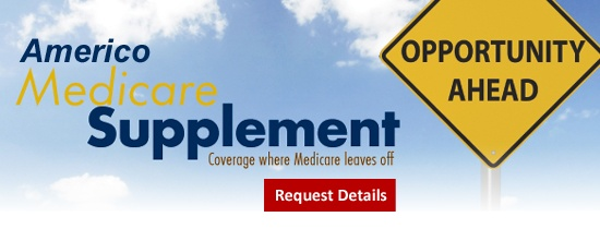 New Medicare Supplement from Americo
