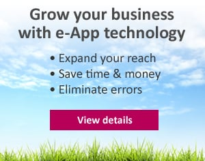 Grow your business with E-Application technology