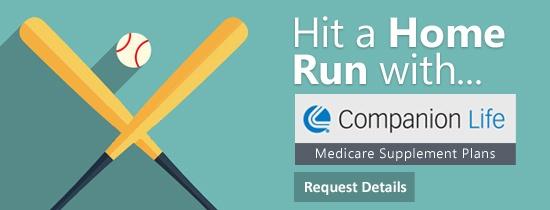 Companion Life Medicare Supplement plans