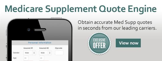 Medicare Supplement Quote Engine