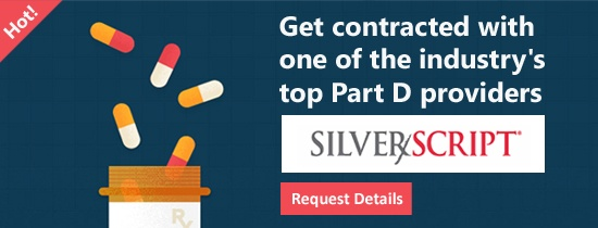 Silverscript top Part D providers